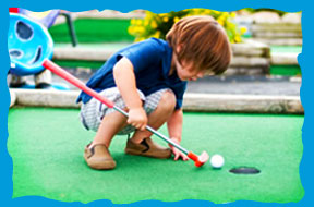 Mini Golf and Putting Green